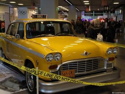 Yellow Cab New York 1912