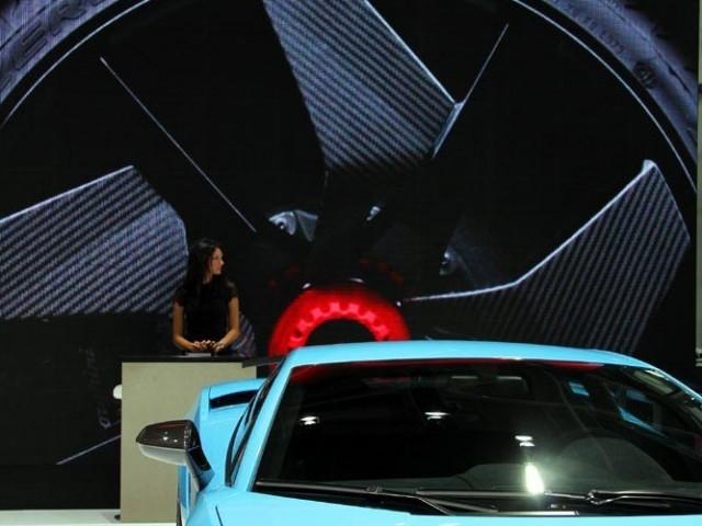 Mondial de l'Automobile 2012, Lamborghini