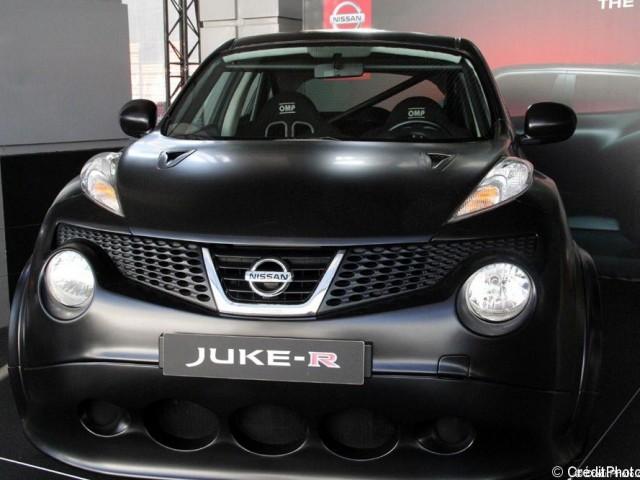 Mondial de l'Automobile 2012, Nissan Juke