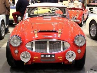 Austin Healey 3000 MKI 2+2 Rally 1960