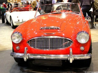 Austin Healey 3000 MKI 2+2 1960