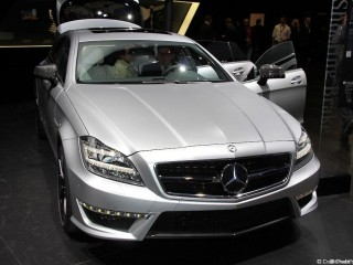 Mercedes CLS Shooting Brake 63 AMG