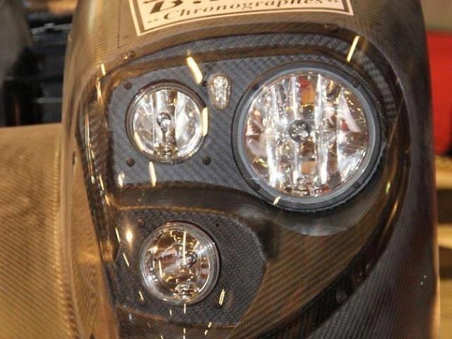Optique phare Honda