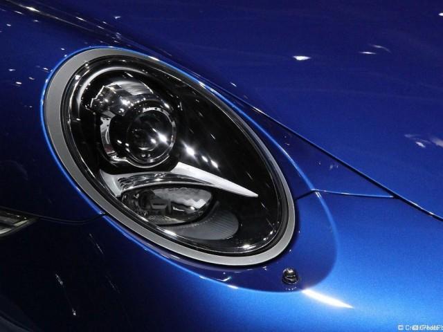 Optique phare Porsche