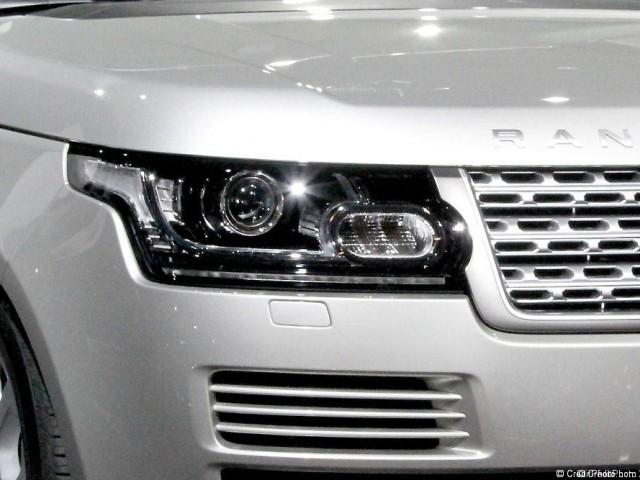 Optique phare Range Rover