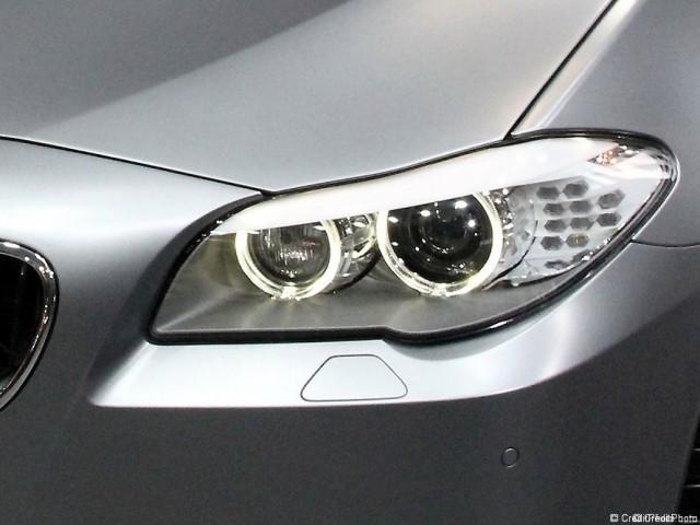 Optique phare BMW