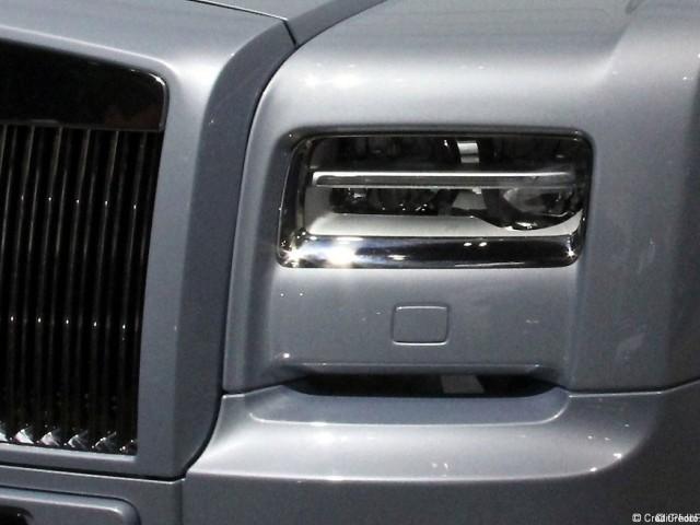 Optique phare Rolls Royce