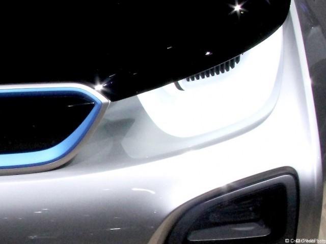 Optique phare BMW i3 Concept