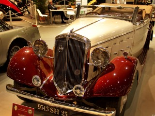 MATHIS EMY 8 Cabriolet – 1938