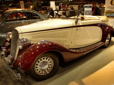 Hotchkiss 686 Cabriolet – 1937