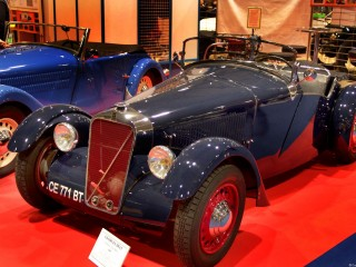 Georges IRAT Roadster MDS
