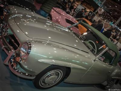Mercedes-Benz 190SL 1955
