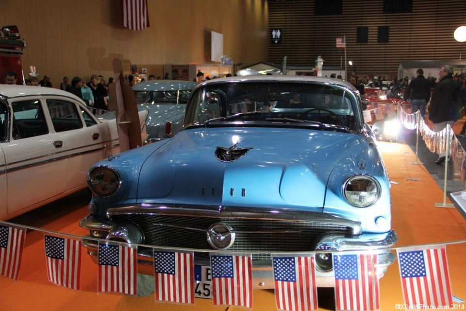 Buick Roadmaster Coupé HardTop 1956