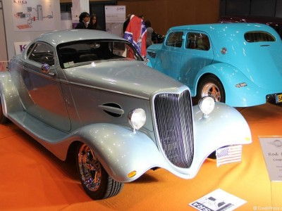 Ford ROD Coupé 1934