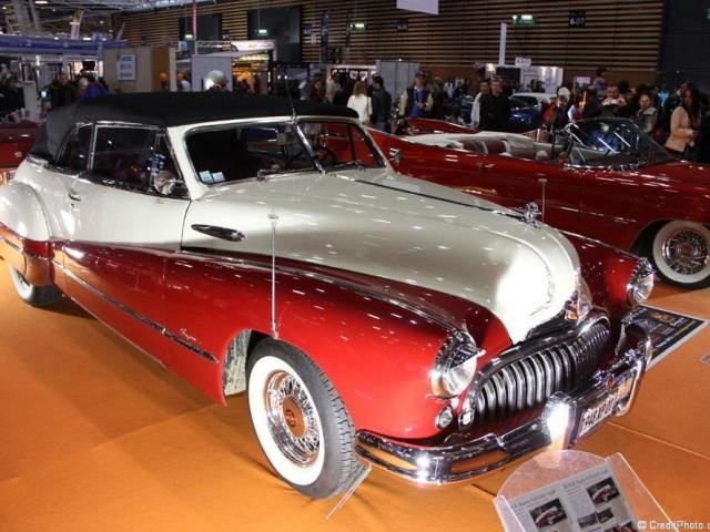 Buick Roadmaster Cabriolet 1949