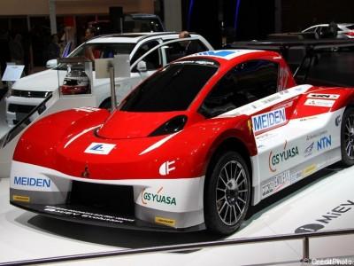 Mondial de l'Automobile 2012, Mitsubishi