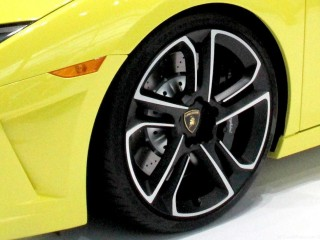 Jante alu – Lamborghini