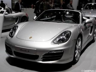 Mondial de l'Automobile 2012, Porsche Boxster S