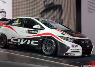 Mondial de l'Automobile 2012, Honda Civic Racing