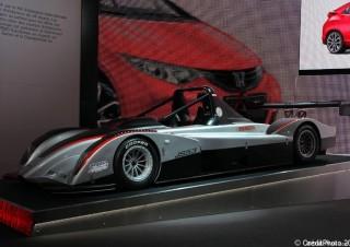 Mondial de l'Automobile 2012, Honda Speed