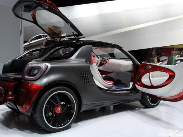 Mondial de l'Automobile 2012, Smart