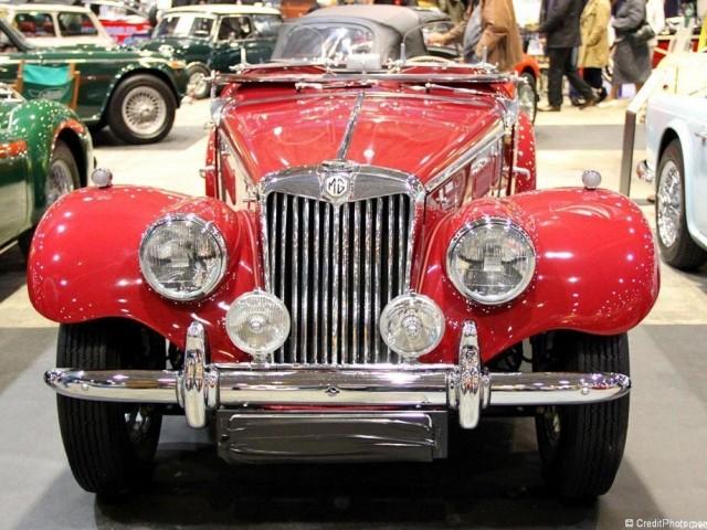 MG TF 1500 1955