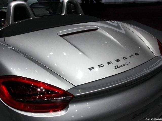 Porsche Boxster Cabriolet