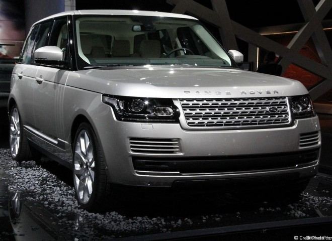 Range Rover S4