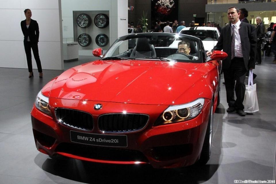 BMW Z4 sDRIVE 20i