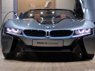 BMW : le I Concept en vidéo