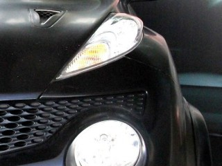 Optique Nissan Juke