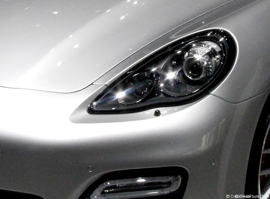 Optique phare Porsche Boxster S