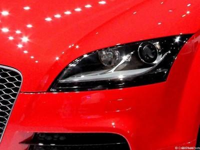 Optique Audi TT