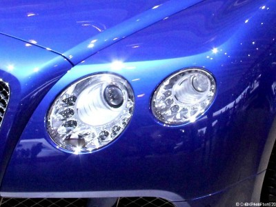Optique phare Bentley