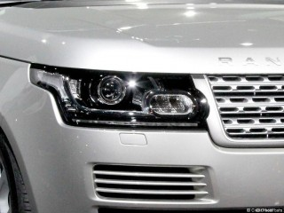 Optique phare Range Rover