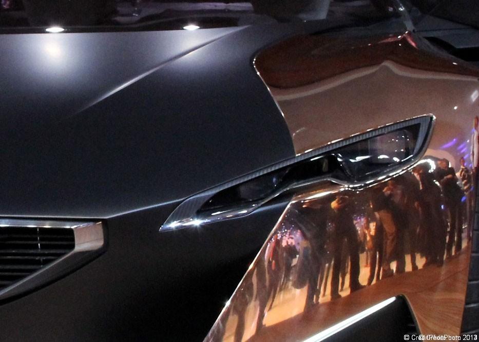 Optique phare Peugeot Onyx