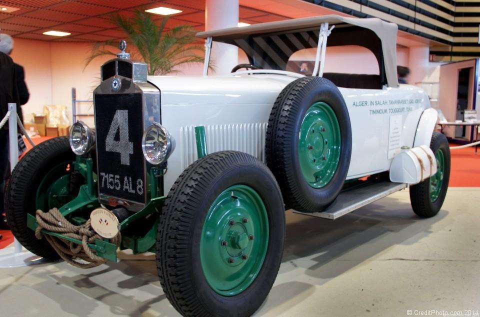 Roadster de sport Cottin-Desgouttes – Epoqu'Auto 2013