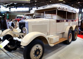 Berliet VPD 6×4 de 1926