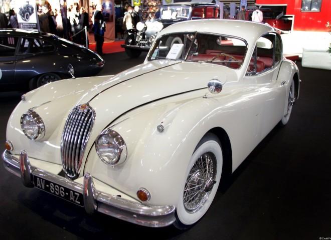 Jaguar XK 140