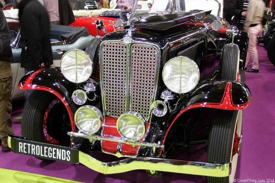 Auburn Speedster