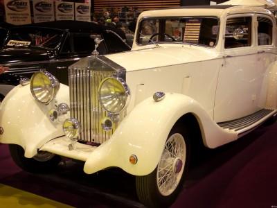 Rolls-Royce 25 30 Sports Saloon – Epoqu'Auto 2013