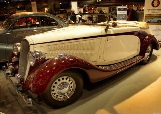 Hotchkiss 686 Cabriolet – 1937
