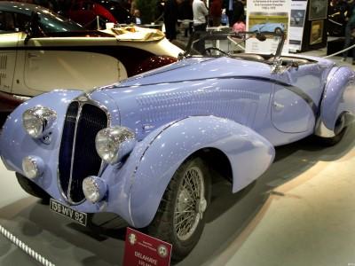 Delahaye 135 MS Roadster – 1935