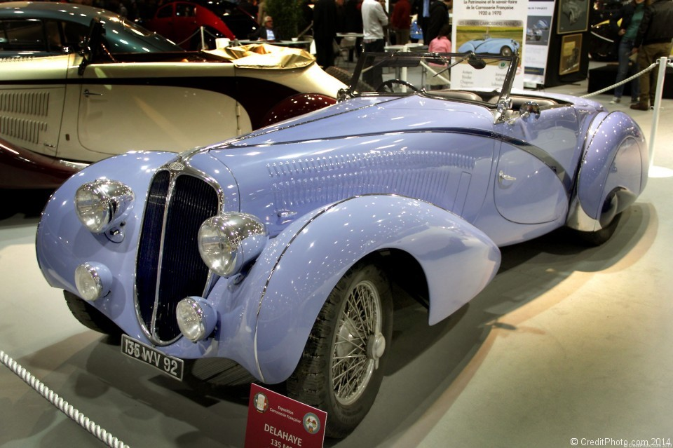 Delahaye 135 MS Roadster – 1935