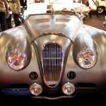 Jaguar XK 120 - face avant