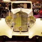 Rolls-Royce 25 30 face avant