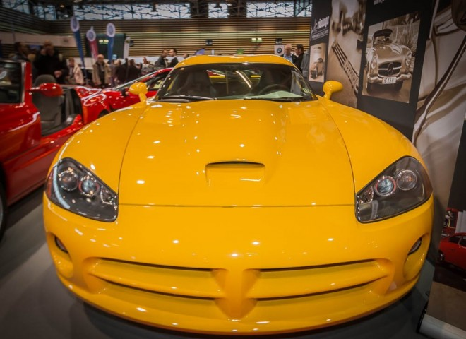 Dodge Viper 2007
