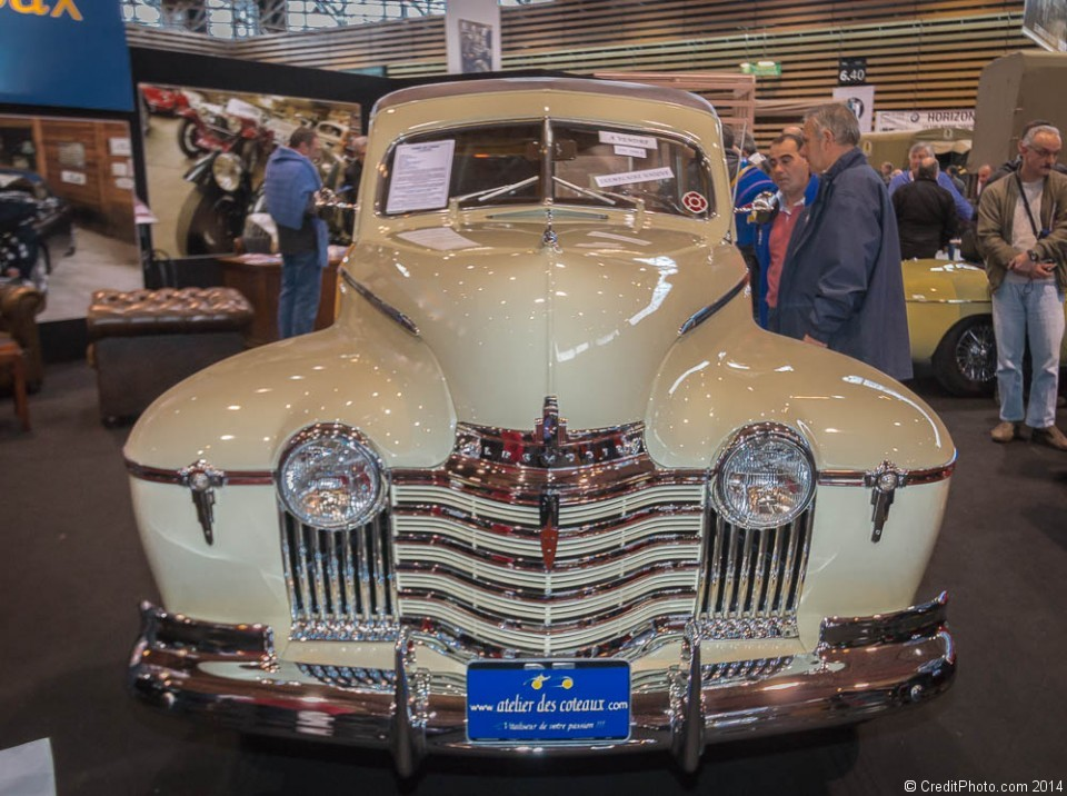Oldsmobile Station Wagon Woody – Epoqu'Auto 2014