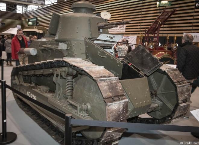 Renault, char FT 17